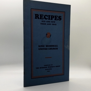 Recipes: Old and New, Tried and...