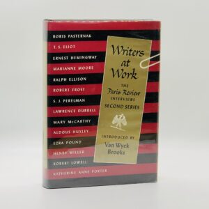 Writers at Work: The Paris Review Interviews, Second Series